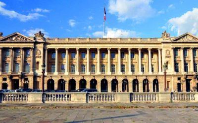 Splendeur parisienne: l'hôtel de la Marine